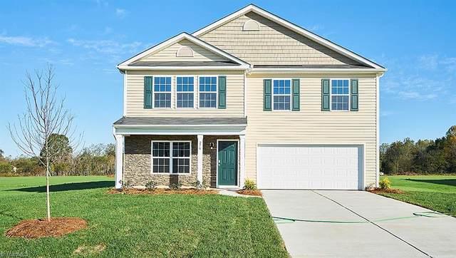 0 Sparrow Lane Tbd, Lexington, NC 27295 (MLS #1024392) :: Berkshire Hathaway HomeServices Carolinas Realty
