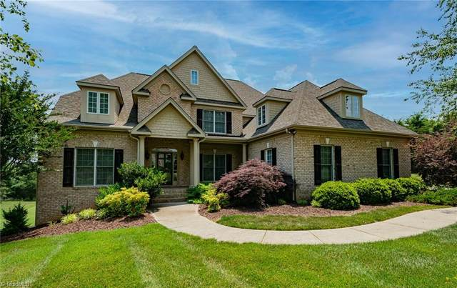 4102 Dunlevy Court, Burlington, NC 27215 (MLS #1024414) :: Berkshire Hathaway HomeServices Carolinas Realty