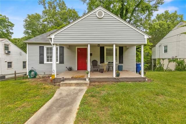 717 Cascade Avenue, Winston Salem, NC 27127 (MLS #1024429) :: Berkshire Hathaway HomeServices Carolinas Realty