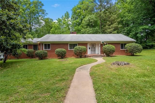 705 Avondale Avenue, Asheboro, NC 27203 (MLS #1024496) :: Berkshire Hathaway HomeServices Carolinas Realty