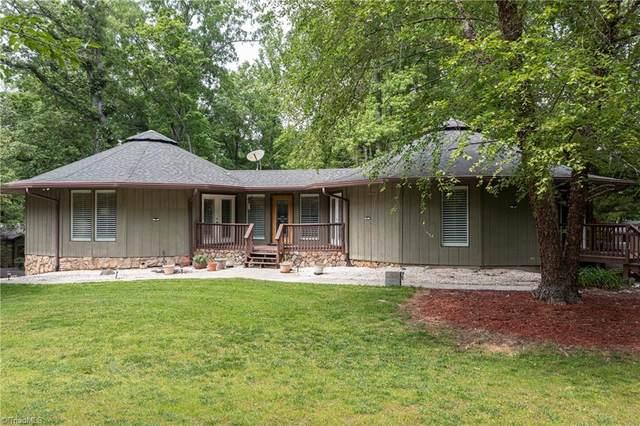 134 Apache Road, Advance, NC 27006 (MLS #1024497) :: Berkshire Hathaway HomeServices Carolinas Realty