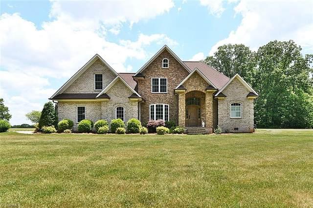 2004 Brookstone Trail, East Bend, NC 27018 (MLS #1025584) :: Berkshire Hathaway HomeServices Carolinas Realty