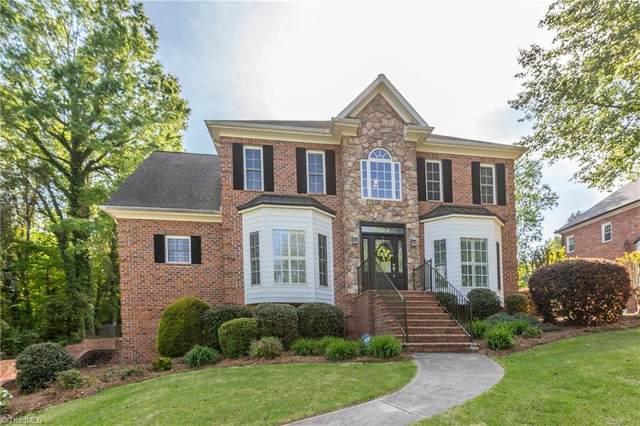 8010 Whitmore Cove Lane, Clemmons, NC 27012 (MLS #1025602) :: Berkshire Hathaway HomeServices Carolinas Realty