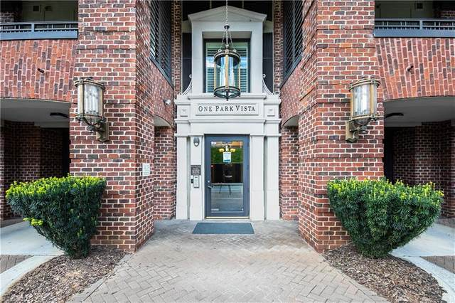1 Park Vista Lane #720, Winston Salem, NC 27101 (MLS #1025605) :: Berkshire Hathaway HomeServices Carolinas Realty