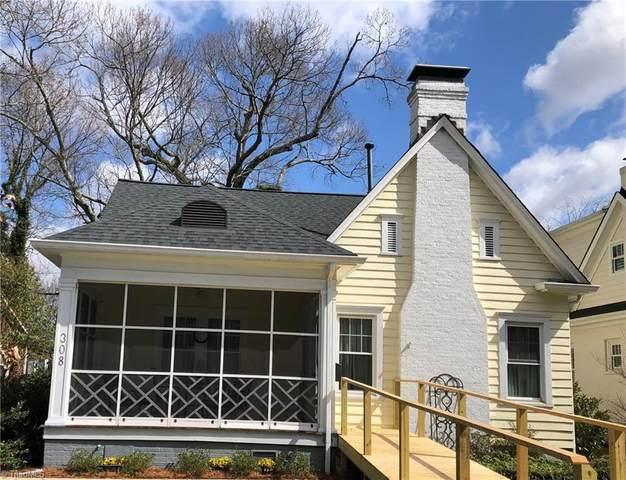308 Woodbine Court, Greensboro, NC 27403 (MLS #1025699) :: Berkshire Hathaway HomeServices Carolinas Realty