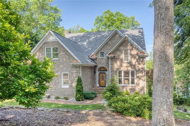 312 Lake Point Lane, Belews Creek, NC 27009 (MLS #1025731) :: Berkshire Hathaway HomeServices Carolinas Realty