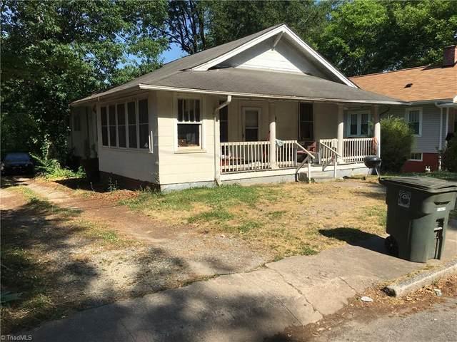 908 Sevier Street, Greensboro, NC 27406 (MLS #1025767) :: Team Nicholson