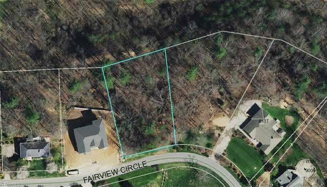Lot # 4 Fairview Circle, Wilkesboro, NC 28697 (MLS #1025797) :: Ward & Ward Properties, LLC