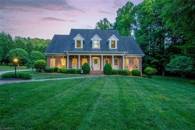 219 Sawgrass Lane S, Lexington, NC 27295 (MLS #1025836) :: Witherspoon Realty