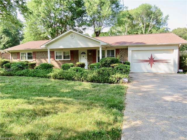 633 Cedar Lane, Reidsville, NC 27320 (MLS #1025874) :: Berkshire Hathaway HomeServices Carolinas Realty