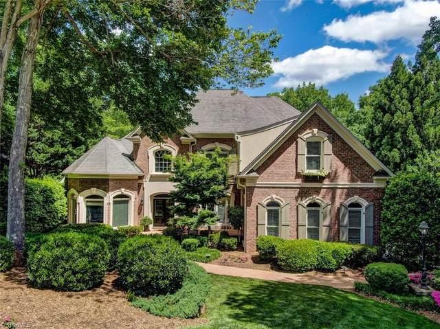 5 Blue Gill Cove, Greensboro, NC 27455 (MLS #1025981) :: Berkshire Hathaway HomeServices Carolinas Realty