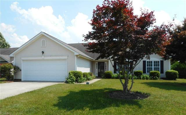 624 Pecan Ridge Circle, Kernersville, NC 27284 (MLS #1025986) :: Ward & Ward Properties, LLC