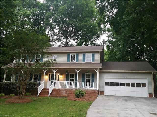 1708 Abbottsford Drive, Kernersville, NC 27284 (MLS #1026043) :: Berkshire Hathaway HomeServices Carolinas Realty
