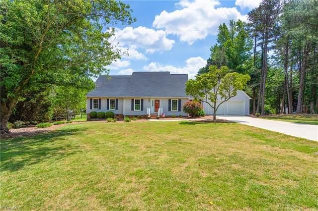 7 N Cameo Drive, Thomasville, NC 27360 (MLS #1026048) :: Berkshire Hathaway HomeServices Carolinas Realty