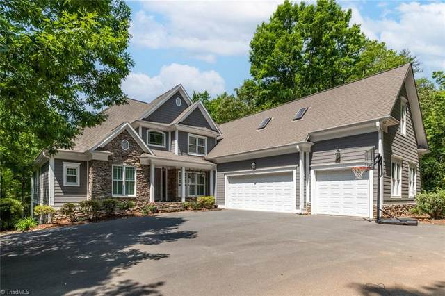 1820 Southpoint Lane, New London, NC 28127 (MLS #1026137) :: Berkshire Hathaway HomeServices Carolinas Realty