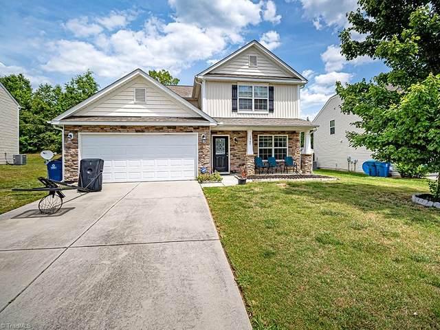 1345 Sharp Ridge Road, Greensboro, NC 27406 (#1026138) :: Rachel Kendall Team