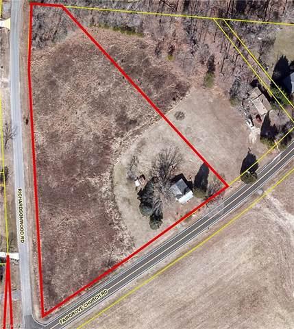 8411 Fairgrove Church Road, Browns Summit, NC 27214 (MLS #1026143) :: Berkshire Hathaway HomeServices Carolinas Realty