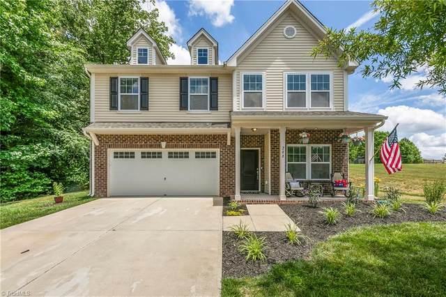 208 Old Homeplace Drive, Advance, NC 27006 (MLS #1026161) :: Berkshire Hathaway HomeServices Carolinas Realty
