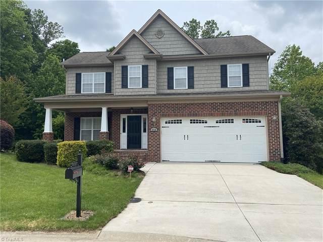 2710 Chestnut Ridge Drive, Winston Salem, NC 27103 (MLS #1026164) :: Berkshire Hathaway HomeServices Carolinas Realty