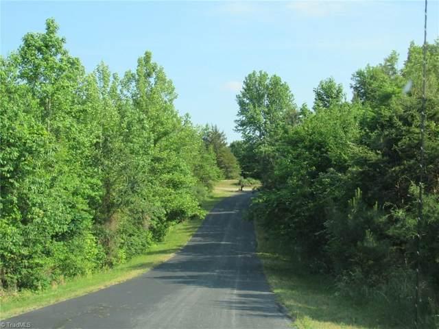 lot 38 Lake Shore Drive, Yanceyville, NC 27379 (MLS #1026169) :: Ward & Ward Properties, LLC