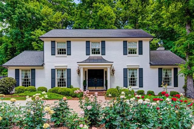 3024 Lake Forest Drive, Greensboro, NC 27408 (MLS #1026281) :: Lewis & Clark, Realtors®