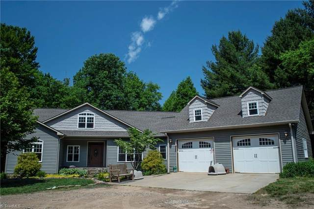 11945 Brushy Mountain Road, Moravian Falls, NC 28654 (MLS #1026301) :: Ward & Ward Properties, LLC