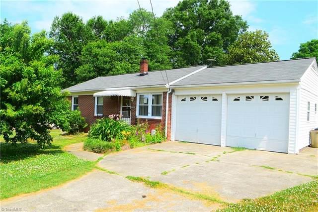3515 Barbour Road, Greensboro, NC 27406 (MLS #1026305) :: Berkshire Hathaway HomeServices Carolinas Realty