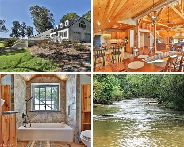 2525 Buzzard Rock Circle, Hamptonville, NC 27020 (MLS #1026310) :: Berkshire Hathaway HomeServices Carolinas Realty