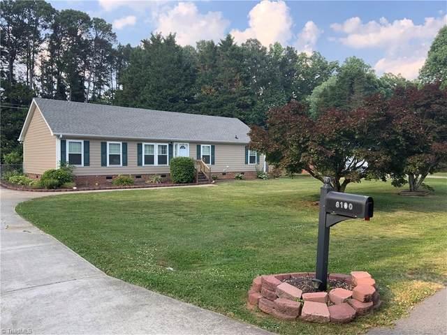 8100 Tam Oshanter Drive, Greensboro, NC 27409 (MLS #1026342) :: Berkshire Hathaway HomeServices Carolinas Realty