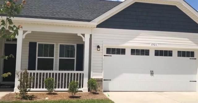 1658 Coopers Hawk Drive #658, Kernersville, NC 27284 (MLS #1026364) :: EXIT Realty Preferred