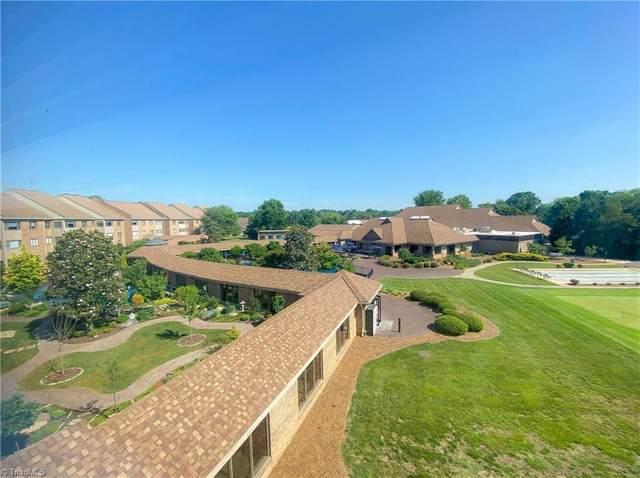3311 Bermuda Village Drive, Bermuda Run, NC 27006 (MLS #1026389) :: Berkshire Hathaway HomeServices Carolinas Realty