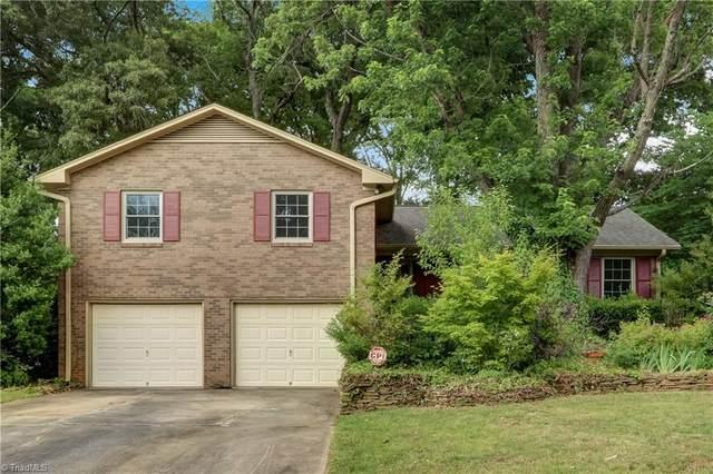 906 Monticello Street, Greensboro, NC 27410 (MLS #1026391) :: Berkshire Hathaway HomeServices Carolinas Realty