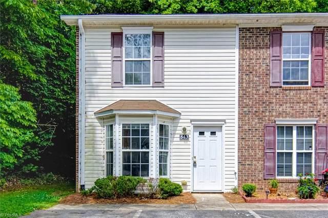 843 Brickwood Court, Winston Salem, NC 27127 (MLS #1026393) :: Berkshire Hathaway HomeServices Carolinas Realty