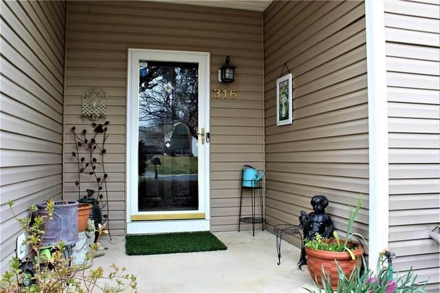 316 Misty Waters Lane, Jamestown, NC 27282 (MLS #1026406) :: Berkshire Hathaway HomeServices Carolinas Realty