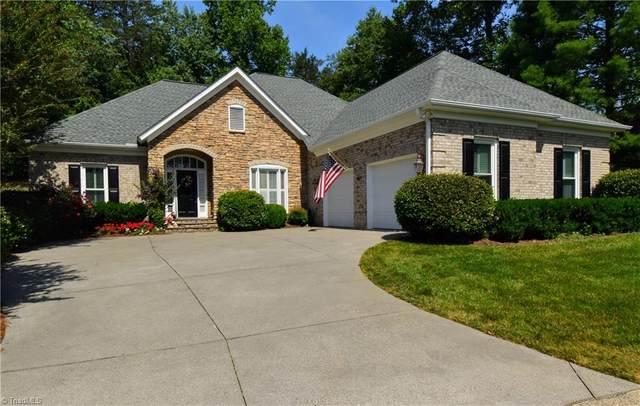 5030 Thornbury Ridge Road, Winston Salem, NC 27106 (MLS #1026420) :: Berkshire Hathaway HomeServices Carolinas Realty