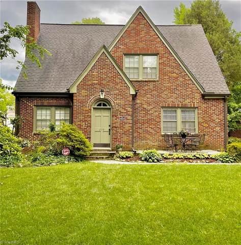 230 Woodrow Avenue, High Point, NC 27262 (MLS #1026458) :: Berkshire Hathaway HomeServices Carolinas Realty