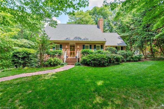 1862 Berkley Lane, Asheboro, NC 27205 (MLS #1026478) :: Berkshire Hathaway HomeServices Carolinas Realty