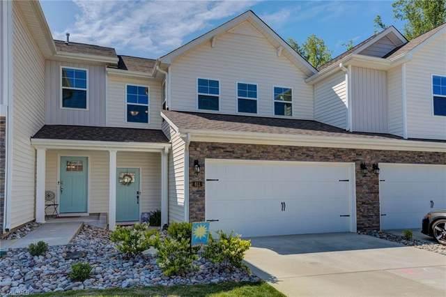 811 Riley Lane, Greensboro, NC 27455 (MLS #1026487) :: Team Nicholson
