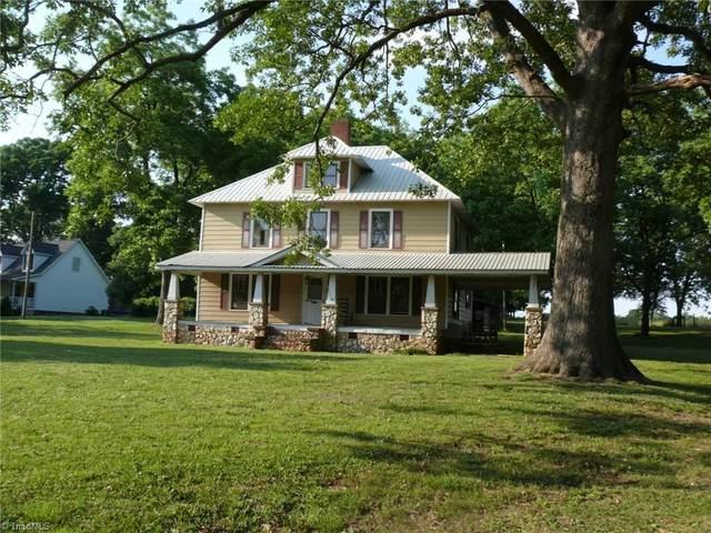 1302 Cagle Loop Road, Seagrove, NC 27341 (MLS #1026494) :: Ward & Ward Properties, LLC