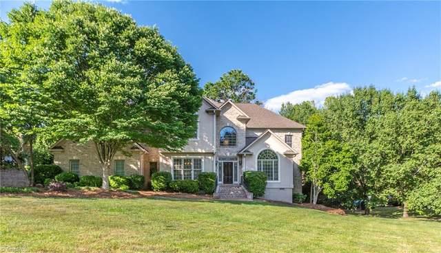 4006 Brambletye Court, Greensboro, NC 27407 (MLS #1026505) :: Berkshire Hathaway HomeServices Carolinas Realty