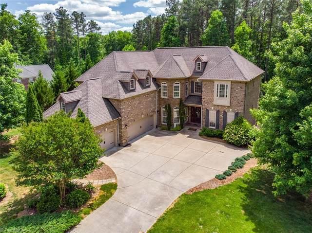 8187 Omega Way, Summerfield, NC 27358 (MLS #1026553) :: Berkshire Hathaway HomeServices Carolinas Realty
