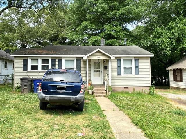 1960 Bloomfield Drive, Winston Salem, NC 27107 (MLS #1026555) :: EXIT Realty Preferred
