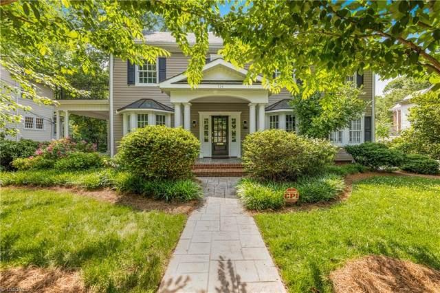 734 Arbor Road, Winston Salem, NC 27104 (MLS #1026558) :: Witherspoon Realty