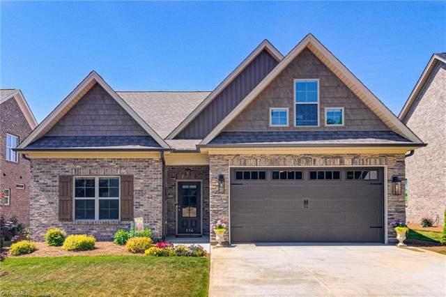136 N Lake Louise Drive, Mocksville, NC 27028 (MLS #1026565) :: Berkshire Hathaway HomeServices Carolinas Realty