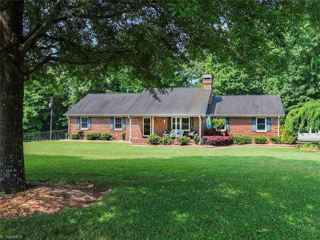 7847 Sutter Road, Greensboro, NC 27455 (MLS #1026618) :: Berkshire Hathaway HomeServices Carolinas Realty
