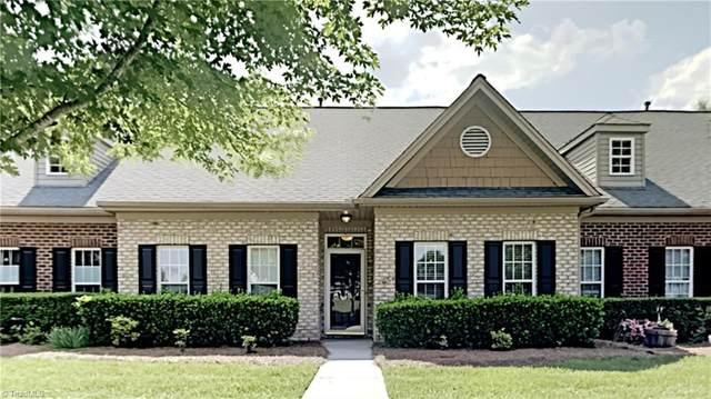 5830 Landon Drive, Pfafftown, NC 27040 (MLS #1026635) :: Ward & Ward Properties, LLC