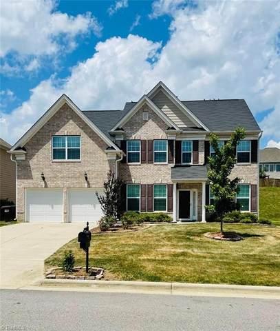 3111 Ironwood Flat Drive, High Point, NC 27265 (MLS #1026643) :: Berkshire Hathaway HomeServices Carolinas Realty