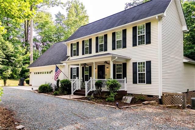 2614 Siler Road, Snow Camp, NC 27349 (MLS #1026673) :: Berkshire Hathaway HomeServices Carolinas Realty