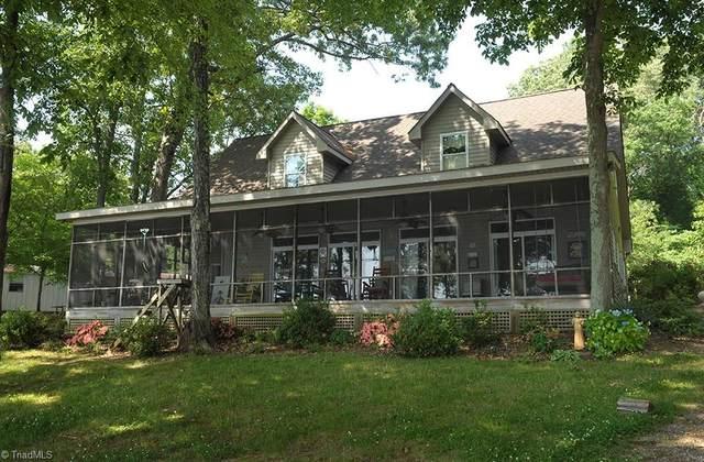435 River Country Road, Salisbury, NC 28146 (MLS #1026679) :: Greta Frye & Associates   KW Realty Elite