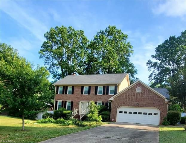6110 Westwind Drive, Greensboro, NC 27410 (MLS #1026740) :: Berkshire Hathaway HomeServices Carolinas Realty